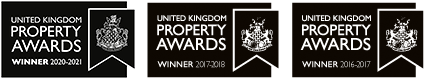 2017-18 Award Winner - UK Property Awards