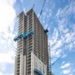 oxygen tower development construction update