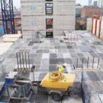 Oxygen Tower in Manchester construction update Flambard Williams 3