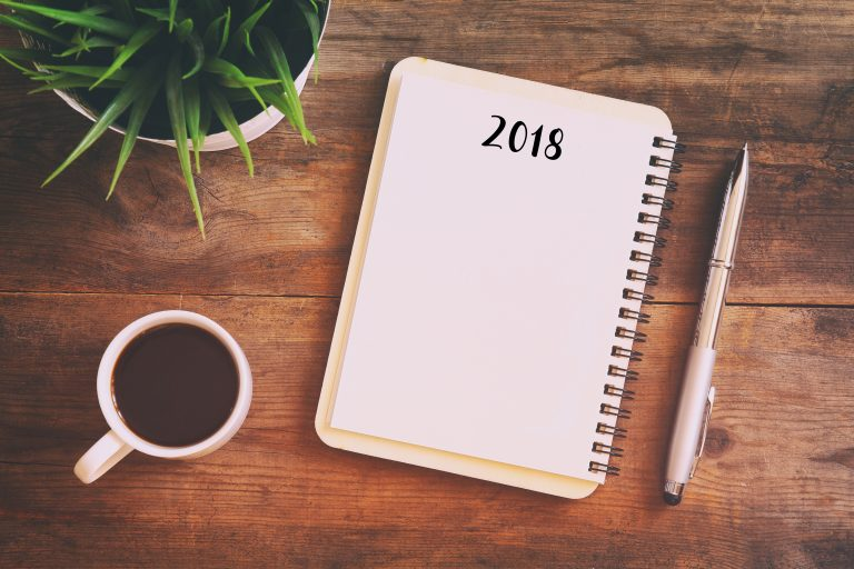 New Year Property Resolutions 2018