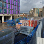 Trafford Wharf Manchester May construction Update