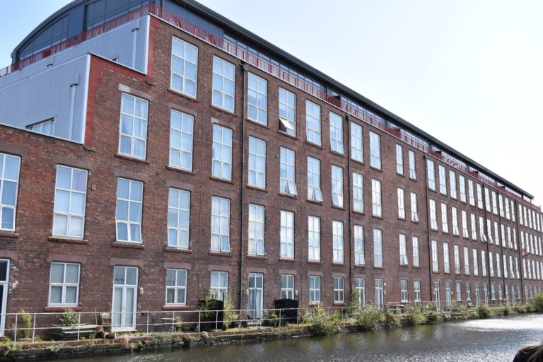 quayside tobacco wharf apartments in Liverpool flambard Williams