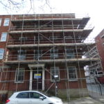 Guild House April construction update Flambard Williams