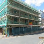 Guild House September construction update Flambard Williams