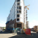 Nurtur in Sheffield student accommodation construction update may 2020