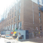 Nurtur in Sheffield student accommodation construction update may 2020 2