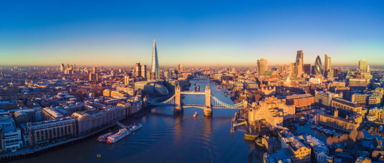 London Skyline Property Tour