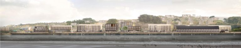 noth quay hayle development in cornwall 5