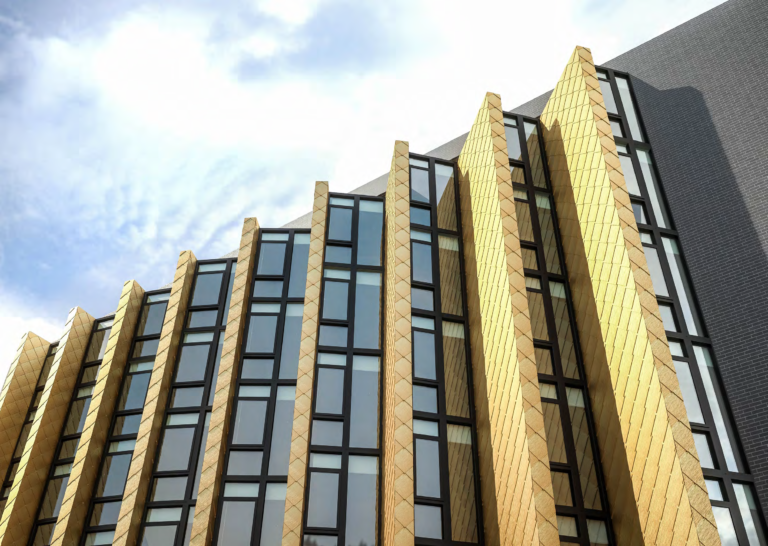 Nebula student accommodation development in Sheffield completion 2020 Flambard Williams