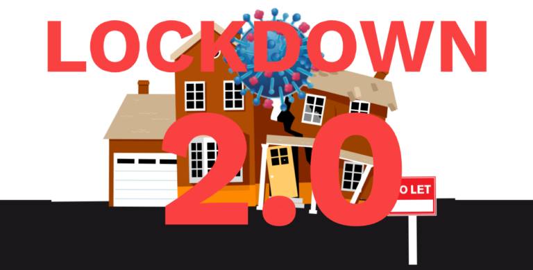 How Will the Second Lockdown Affect the Property Market?