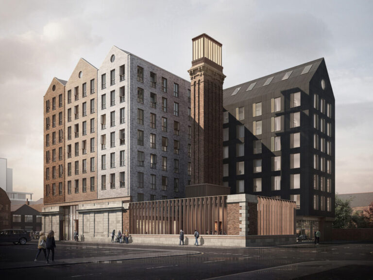 Peelers yard in manchester is a property investment developmemt