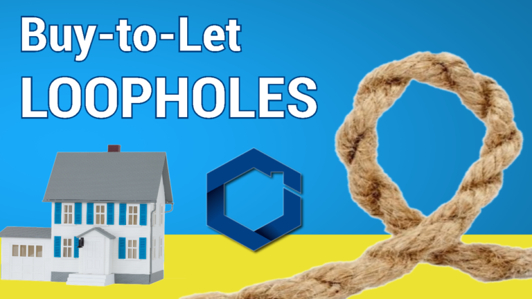 Buy to let loopholes in the property market uk 2021